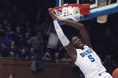 No. 3 Duke to be tested by Yale before taking final exams
