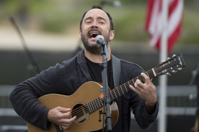 Dave Matthews covers 'American Tune' in his bathroom on 'Kimmel'
