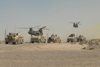U.S. to revise Iraq mission, withdrawing combat troops, retaining advisers