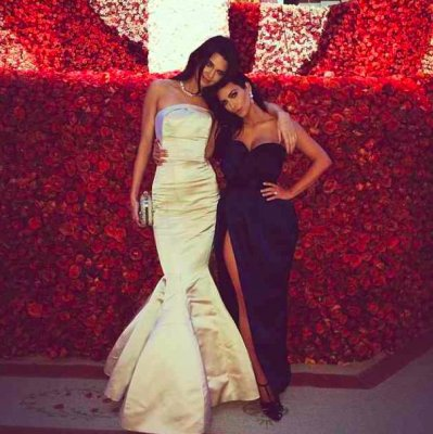 Kendall Jenner documents her first Met Gala on Instagram