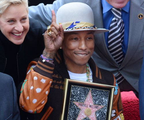 Pharrell fired from McDonald's 3 times, ends up writing famous jingle