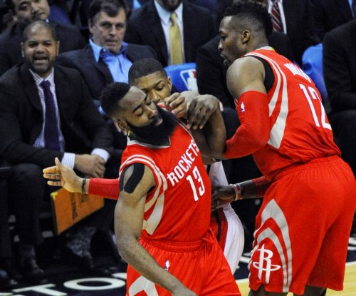 Harden paces Houston Rockets past Dallas Mavericks
