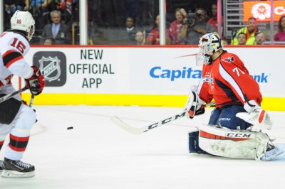 Brooks Orpik's goal lifts surging Washington Capitals past New Jersey Devils