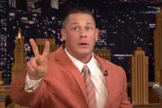 John Cena talks WrestleMania, childhood on 'Tonight Show'