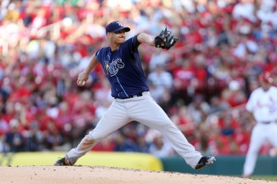 Alex Cobb, Tampa Bay Rays hold down New York Yankees