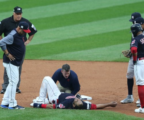 ALDS: Cleveland Indians DH Edwin Encarnacion out of lineup vs. New York Yankees