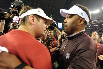 Texas A&M Aggies fire head coach Kevin Sumlin