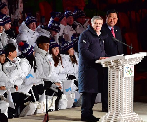 IOC boss discussed North Korean sports with Pyongyang's top Olympic delegation