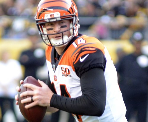 Bengals VP not interested in reworking Dalton's deal