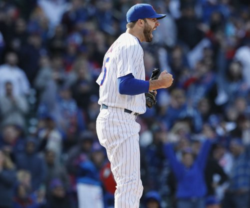Cubs' pitching could be challenging for Rockies