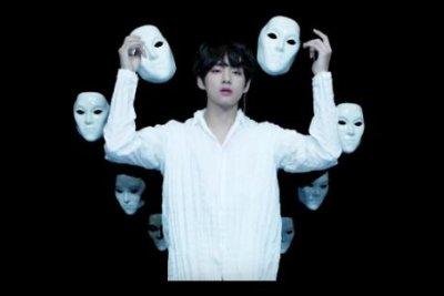 BTS singer V stars in 'Singularity' music video