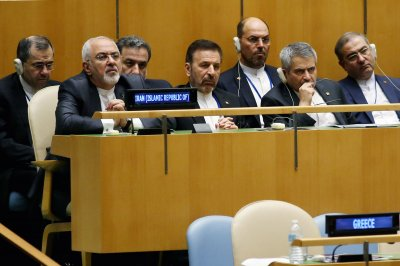 Zarif returns as Iran's foreign minister after resignation rejected