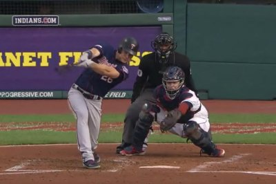 Twins' Max Kepler snaps 0-for-21 skid with 3-homer game