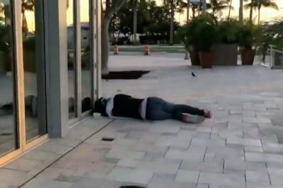 Florida city uses children's music to deter homeless from downtown pavilion