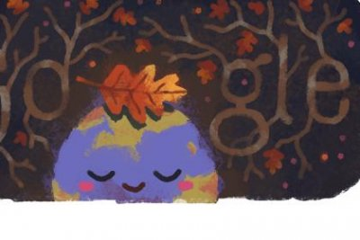 Google celebrates the arrival of fall and spring in new Doodles