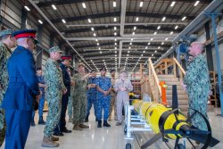 U.S. Navy, Bahrain partner to ramp up unmanned systems use