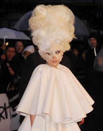 Lady Gaga wins three Brit Awards