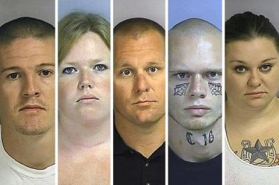Alleged white supremacists charged in Fla.