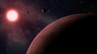 Astronomers find smallest planets yet