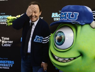 'Monsters University' tops DVD and Blu-ray sales chart