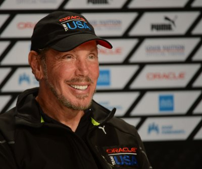 Larry Ellison to step down as CEO of Oracle