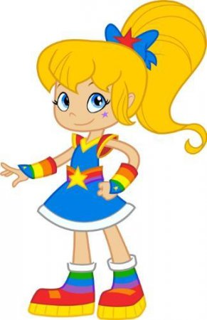 Emily Osment to lead the voice cast in a new 'Rainbow Brite' cartoon series