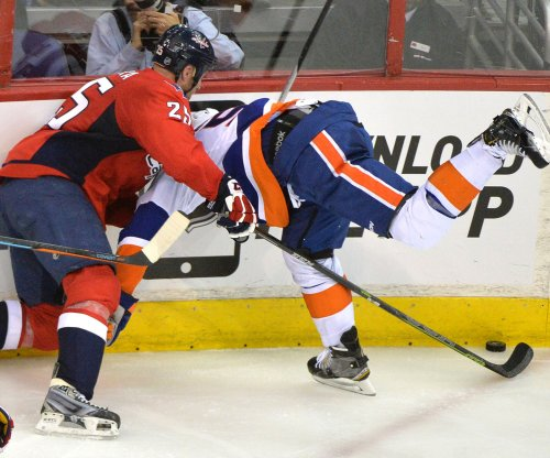 Washington Capitals advance vs. New York Islanders