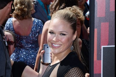 Ronda Rousey wins big at the ESPYS; Britney Spears, Halle Berry, Ben Affleck serve as presenters