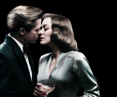 Brad Pitt, Marion Cotillard star in 'Allied' poster, new teaser