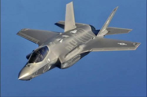 Terma, Northrop Grumman sign MOU for F-35 components