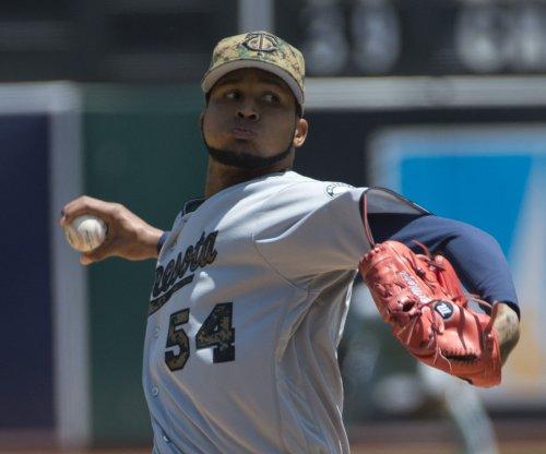 Minnesota Twins, Ervin Santana shut down Cleveland Indians