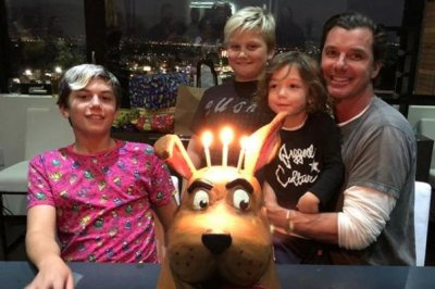 Gwen Stefani, Gavin Rossdale celebrate son Apollo's 4th birthday