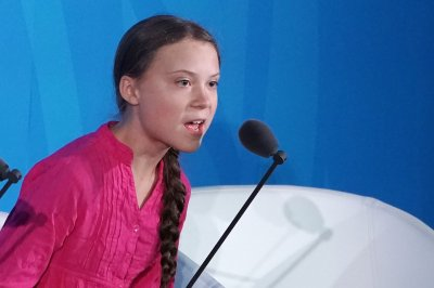 Thunberg's father originally thought his daughter's activism was 'bad idea'