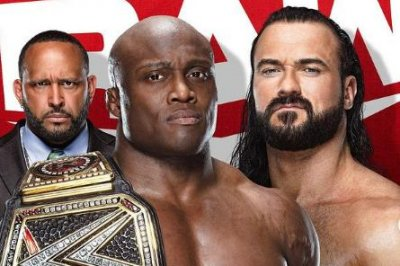 WWE Raw: Bobby Lashley, Drew McIntyre agree to Hell in a Cell match