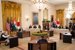 Biden to host leaders of Japan, India, Australia in first in-person Quad Summit