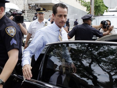 Rep. Anthony Weiner announces resignation