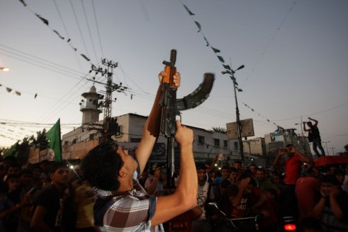 Gaza open-ended cease-fire begins in Gaza after 50 days of fighting