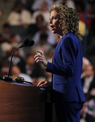 DNC Chair: Scott Walker, tea party grabbing women 'by the hair'