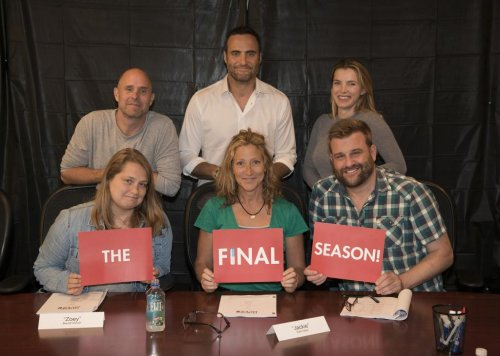 Edie Falco's 'Nurse Jackie' will return for a seventh and final season in 2015