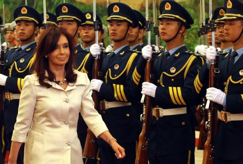 Argentine President Fernandez hospitalized with 'infectious fever'