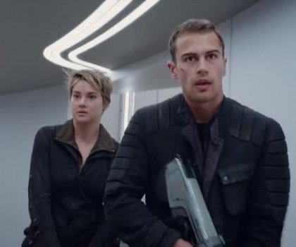 'Insurgent' releases action-packed second trailer