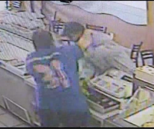 Wash. Baskin Robbins worker pummels Baskin robber