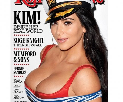 Kim Kardashian covers Rolling Stone, says 'I think you would call me a feminist'