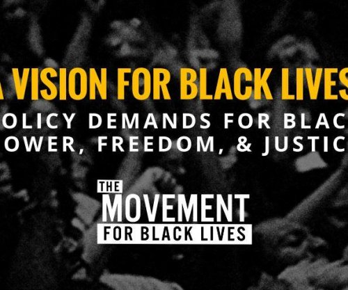 'Black Lives' platform demands social justice, reparations, changes to U.S. criminal system