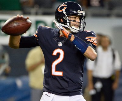 Chicago Bears QB Jay Cutler sits out another practice