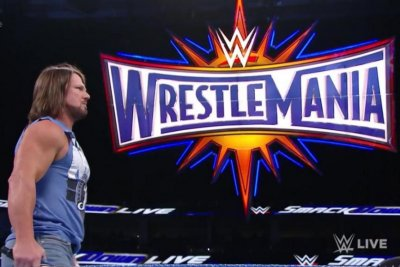 WWE Smackdown: Shane McMahon calls out AJ Styles for WrestleMania