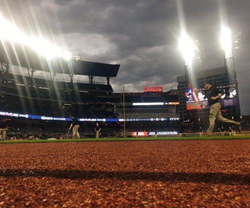 Struggling Washington Nationals fall to Atlanta Braves again