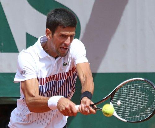 2017 Wimbledon: Novak Djokovic, Roger Federer breeze into second round