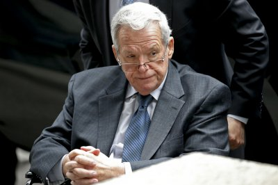 Former House Speaker Hastert moved out of federal prison
