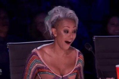 Mel B walks off 'America's Got Talent' stage after Simon Cowell joke